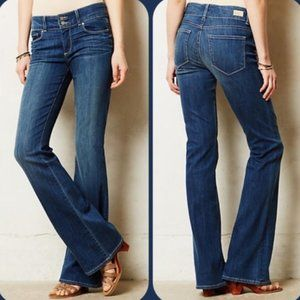 Paige Hidden Hills Boot Cut Flare Jeans